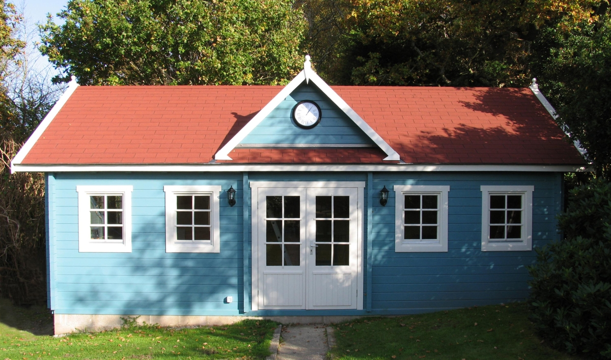Perfect Cabins Gallery Clockhouses