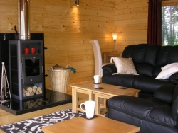 Bespoke Holiday Lodge Interior