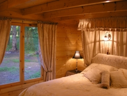 Bespoke Holiday Lodge Interior