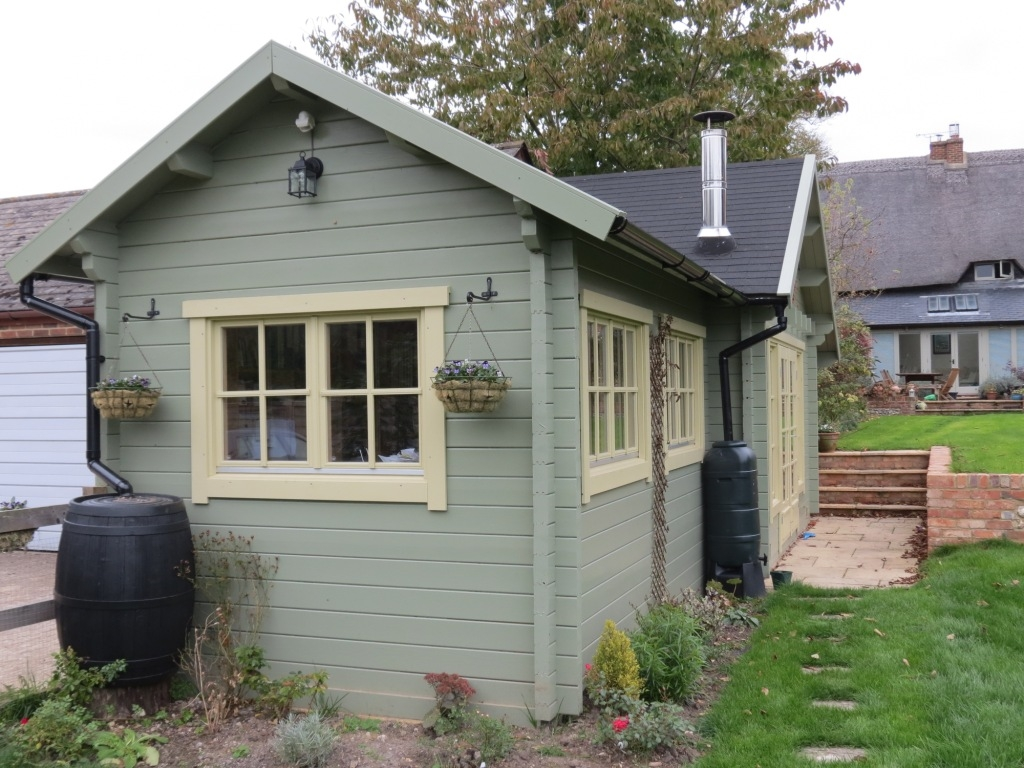 Perfect Cabins Gallery Bespoke Cabins. Full resolution  image, nominally Width 1024 Height 768 pixels, image with #4C6834.