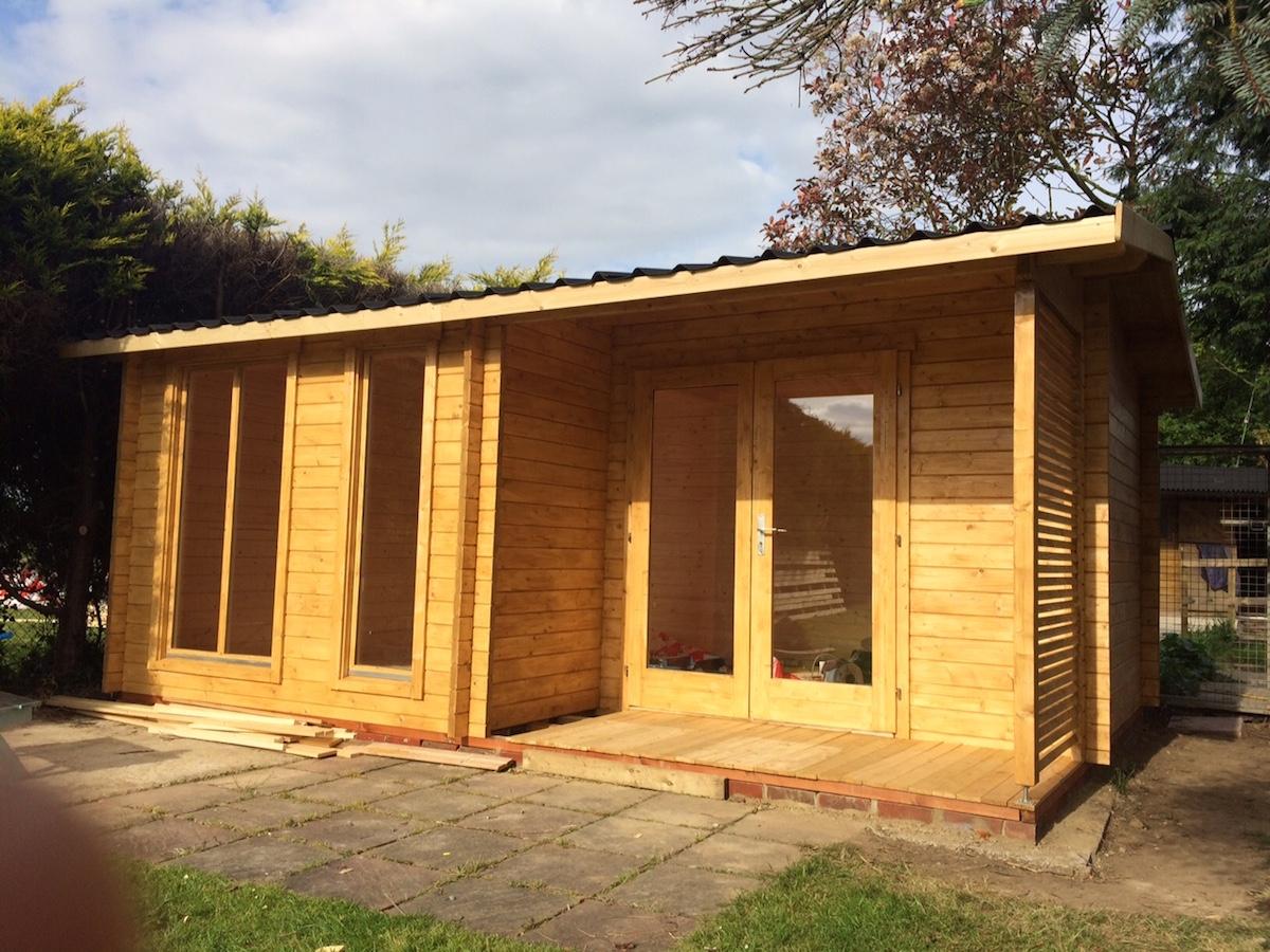 Perfect Cabins Lasita Range Brighton