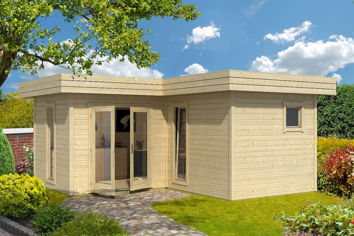 Pretty 44mm Cabin With Double Glazed Double Doors With Lock And . Full resolution  image, nominally Width 1200 Height 800 pixels, image with #7C7D29.
