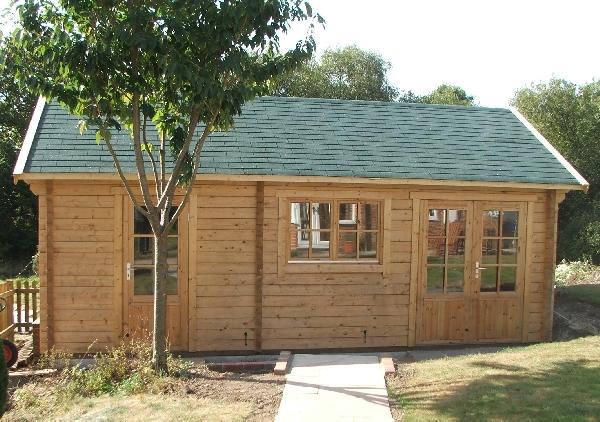Bespoke Cottage Log Cabin Office Shed Cabins Workshop